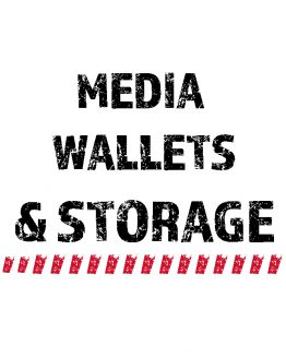 Media Wallets and Storage