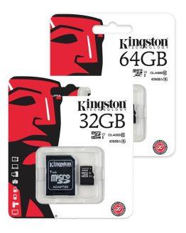 SD & Micro SD Cards