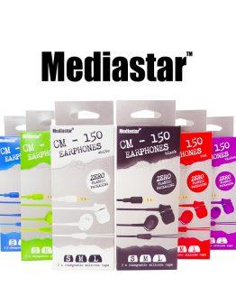 Mediastar Earphones